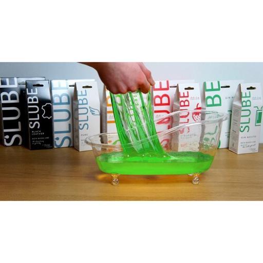 Slube Gin Mojito Water Based Bath Gel 250g