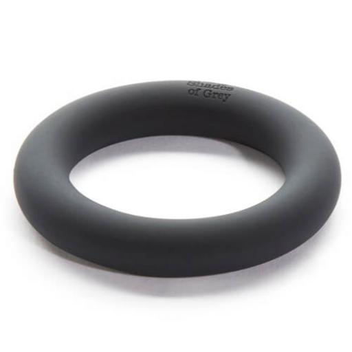 Fifty Shades of Grey A Perfect O Silicone Love Ring