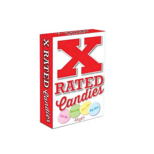 X-Rated Candy Sweets