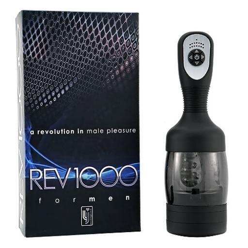 REV1000 Rotating Male Masturbator