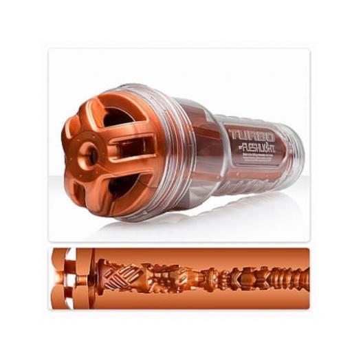 Fleshlight Turbo Ignition Copper Male Masturbator