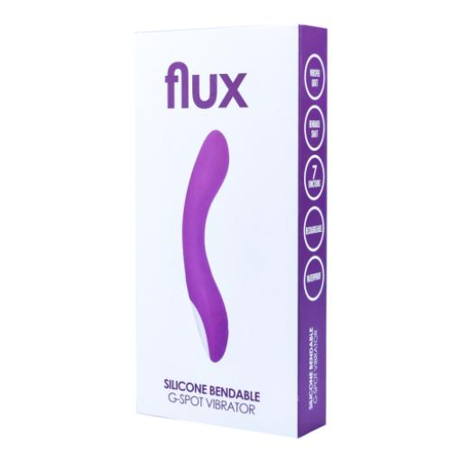 Loving Joy FLUX Silicone Bendable G-Spot Vibrator