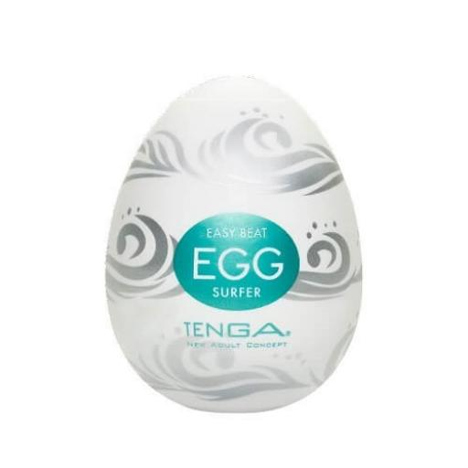 TENGA Surfer Hard Boiled Egg Shaped Male Masturbator