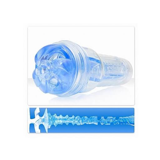 Fleshlight Turbo Thrust Blue Ice Male Masturbator