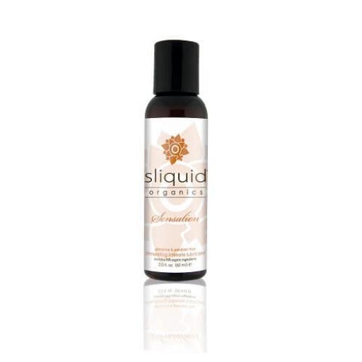 Sliquid Organics Sensations Stimulating Lubricant 59ml