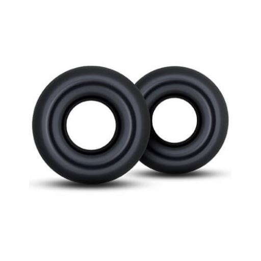 Donut Cock Ring Extra Thick 2 Pack
