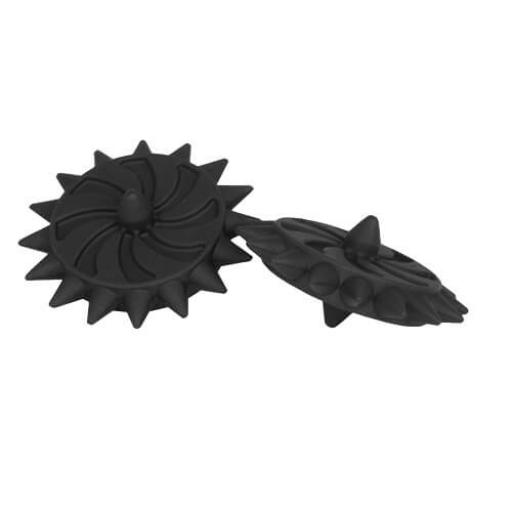ElectraStim Silicone Fusion Infinity Double Pinwheel