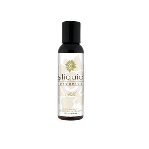 Sliquid Organics Silk Hybrid Lubricant 59ml