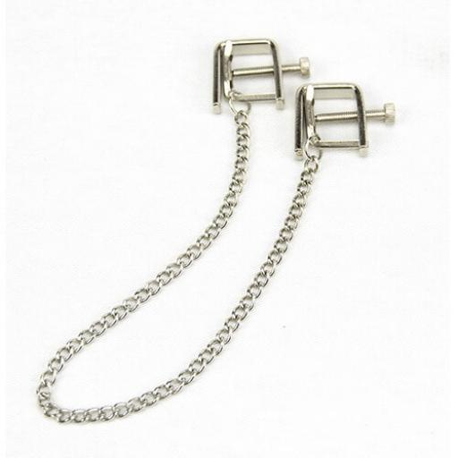 Bound to Please Heavy Duty Nipple Clamp